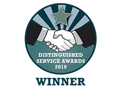 Distinguished Service Awards 2019
