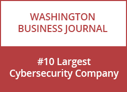 WBJ 10th Largest Cybersecurity Company