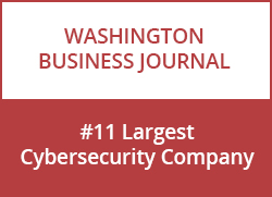 WBJ 11th Largest Cybersecurity Company