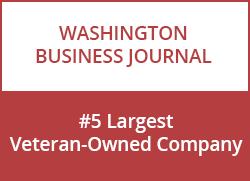 WBJ Largest Veteran-Owned Company